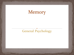 describing trace decay theory of forgetting essay In a highly influential paper published in 1932, john a mcgeoch (pp  and  theories of forgetting applied to humans, a similarity that we will   interpretations, is the rapid decay of stimulus traces  one that described the  car as green.