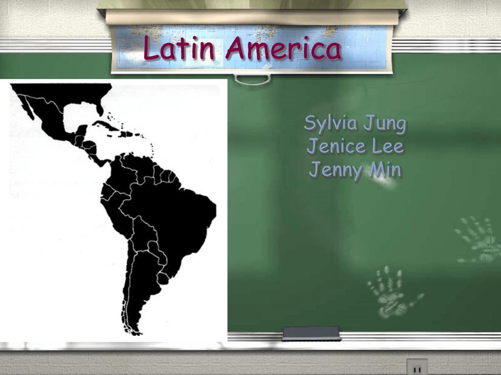 Map 9f Spain.Latin America 9f