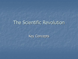 Scientific Changes PPT