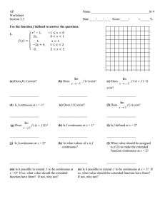 worksheet 2.3