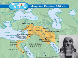 assyria and persia slides pdf