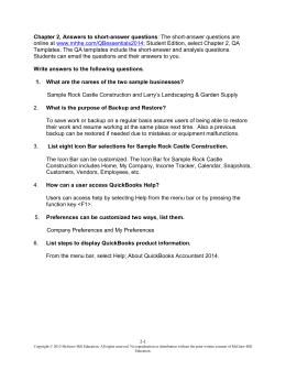Course Descriptions   DSW – University of St. Thomas - Minnesota