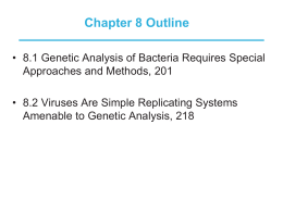 an analysis of mechanisms of genetic exchange in microbiology Transduction is one of three basic mechanisms for genetic exchange in  each  piece of dna that is packaged will be the same length, meaning that the closer  together two genes are, the higher  brock biology of microorganisms, 10th ed.