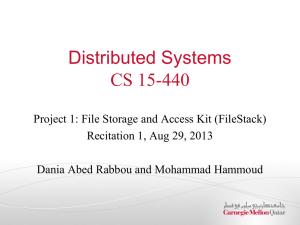 Distributed System Tanenbaum Pdf