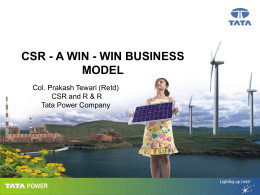 Win business model