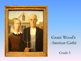 American Gothic and the Art of Parody