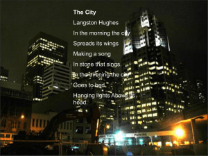 The City - Connectivity2011