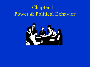Chapter 3 Personality, Perception, and Attribution Authors???