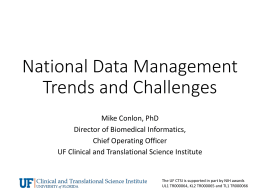 Data Management Trends