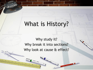 What is History - Dearborn High School