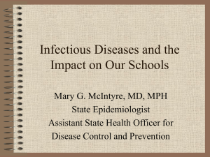 Session 252 - Mary McIntyre presentation