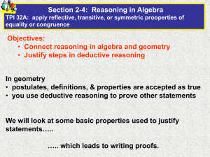 2-4 PPT Reasoning in Algebra