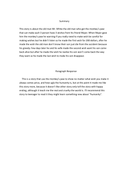 Summary and Paragraph Response