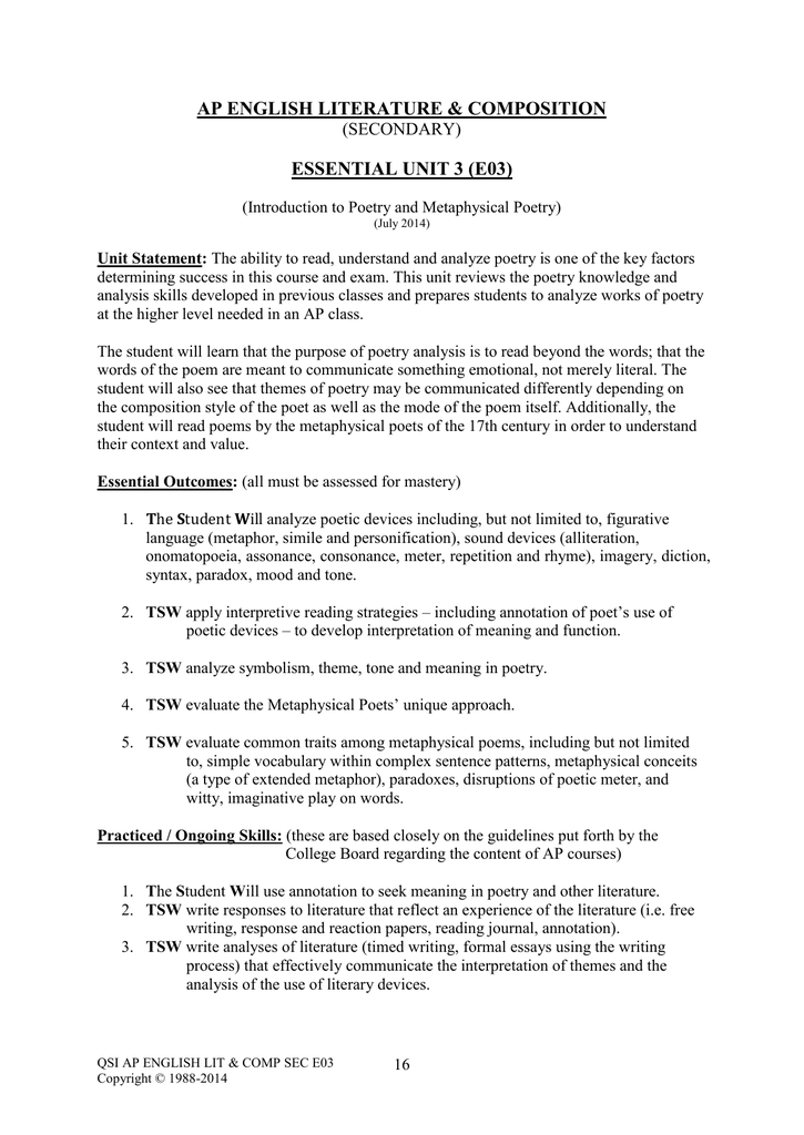 Examples Of English Essays  Thesis Statements For Argumentative Essays also Example Of English Essay Ap English Literature  Composition How To Write A Good Thesis Statement For An Essay