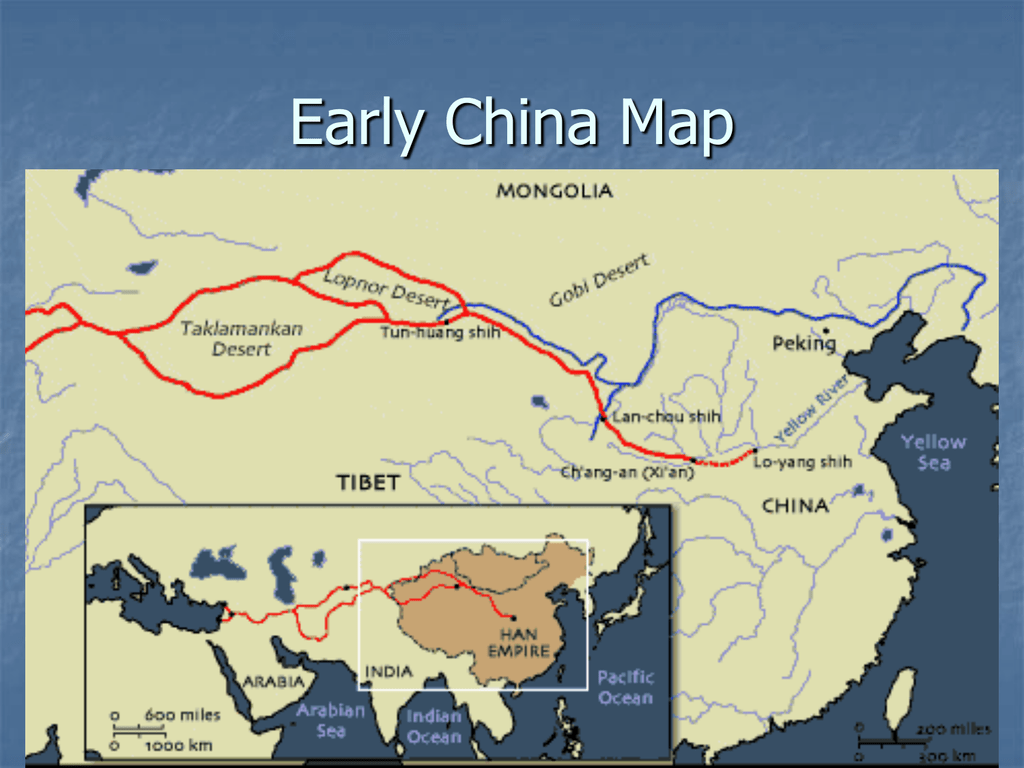 Early China Map - dascolihum.com