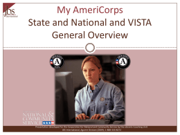 MyAmeriCorps_Overview