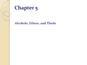 Chapter 5-alcohol