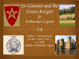 sir gawain and the green knight essays sir gawain and the green knight bbc documentary studylib net sir gawain and the green knight bbc documentary studylib net