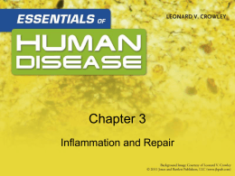 Ch 3 - Inflamation a..