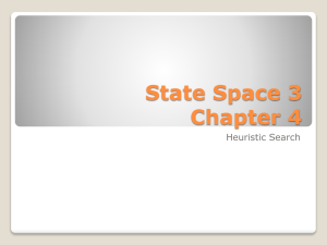State Space Search Part 3