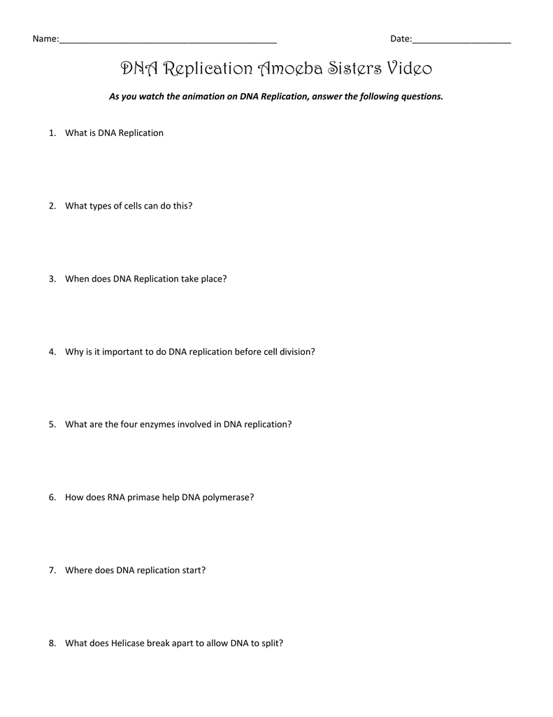 Uncategorized Dna Replication Worksheet Answers dna replication worksheet key moniezja com answer nucleic acid and outline notes