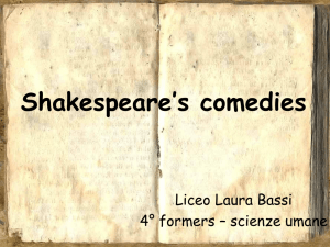 Shakespeare.comedies