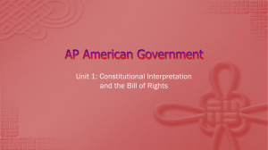 PP 9: Miranda v. Arizona - my social studies class