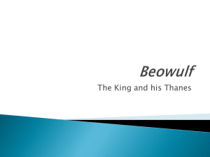 Leadership in Beowulf