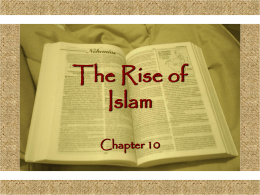 You are to create a flip book depicting the 5 Pillars of Islam. This