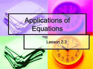pc2-3-Applications of Equations