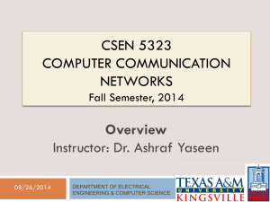 CSEN5323-Overview - ODU Computer Science