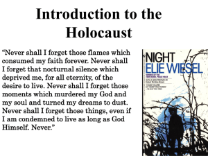 5 intro to the holocaust