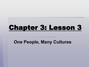 Chapter 3: Lesson 3