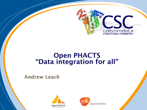 Data - Open PHACTS