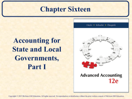Advanced Accounting by Hoyle et al, 6th Edition