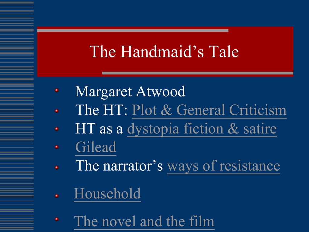 handmaids tale totalitarianism quotes