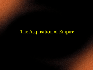 Acquisition of Empire 2