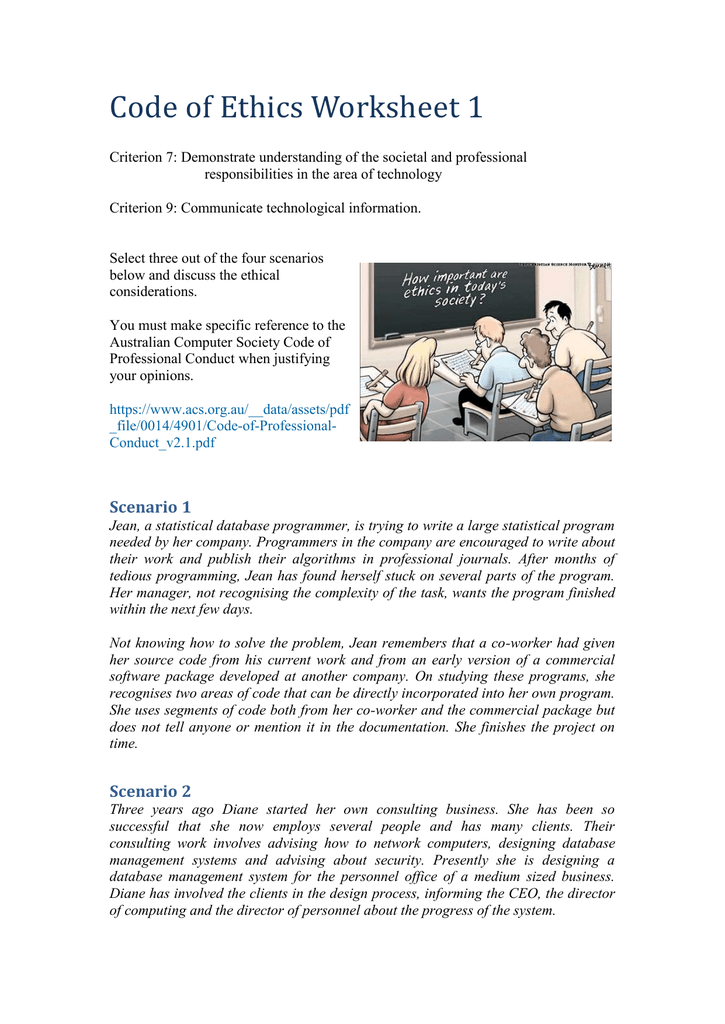 Computer Ethics And Professional Responsibility Pdf