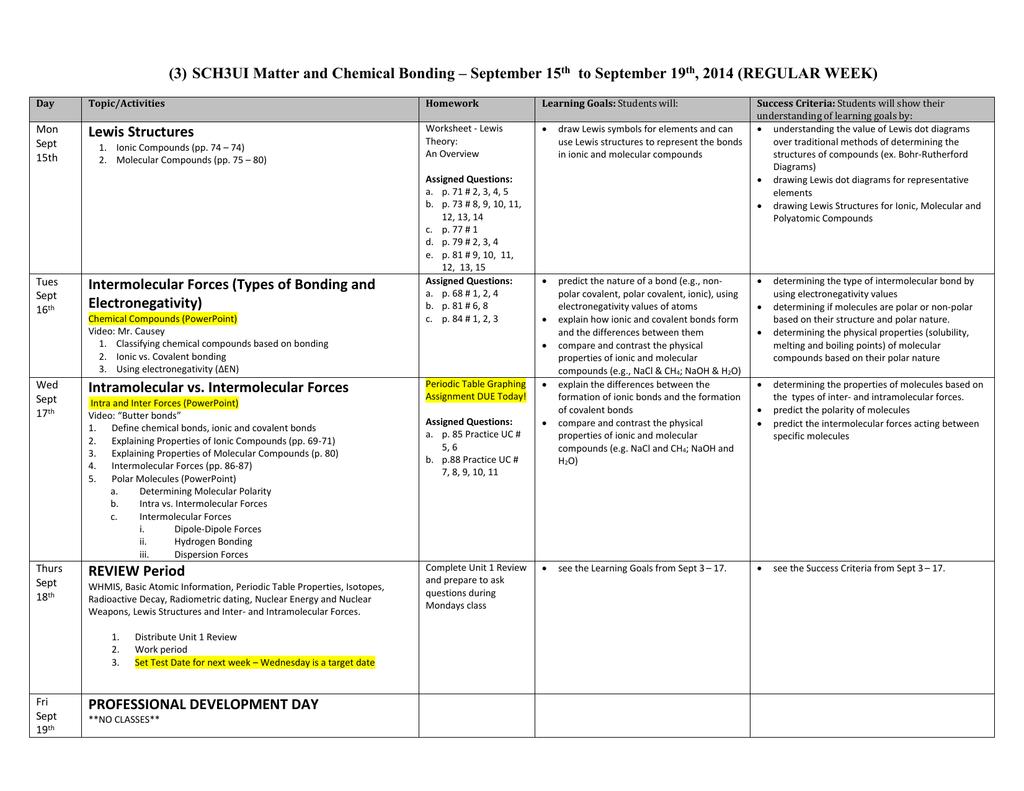 3) SCH3U Outline Sept 16th to Sept 20th 2014