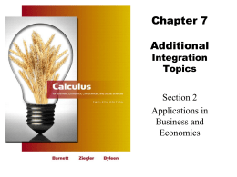 Calculus 7.2 B powerpoint