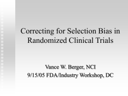 Causality in Randomized Phase III Clinical Trials