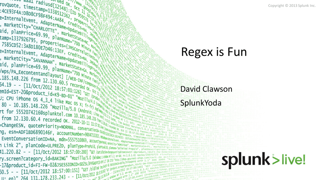 How is Regex used in Python?