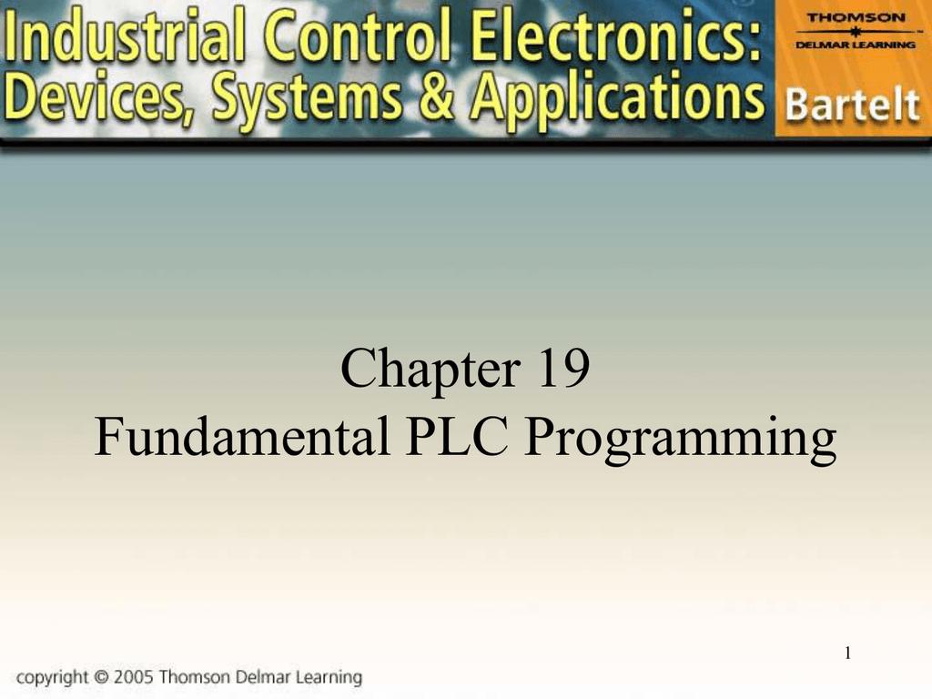 Fundamental PLC Programming