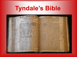 Middle English Bible