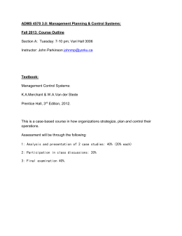 maynard company case solution