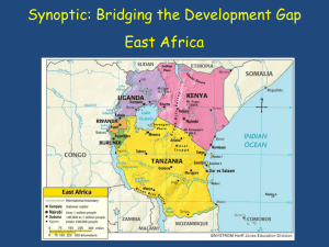 (East African Community) website
