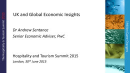 UK and Global Economic Insights