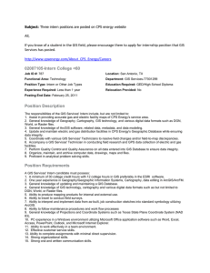 Subject: Three intern positions are posted on CPS energy website