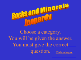 The tendency of a mineral to split easily along flat surfaces. What is
