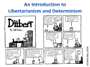 Libertarianism__Determinism - darrow3
